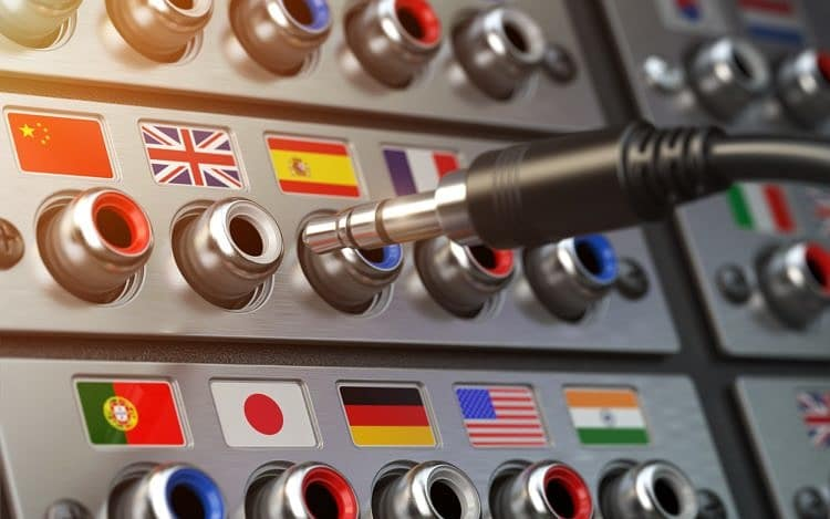 Select language. Learning, translate languages or audio guide co